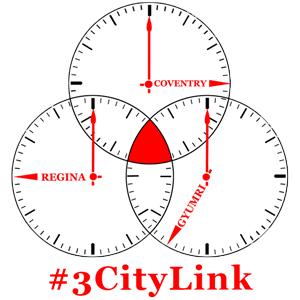 #3CityLink Logo