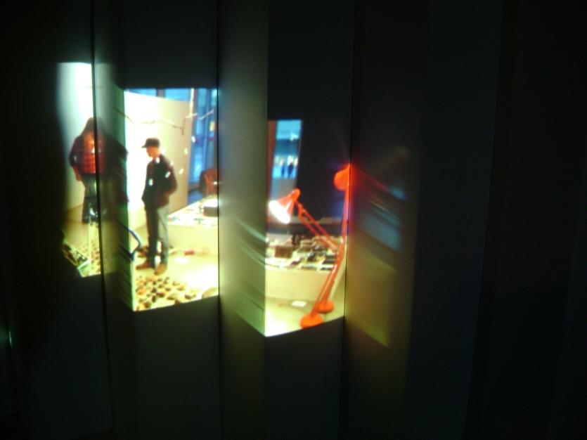 Expanded cinema Kostyniuk #4 Nov 13 2014
